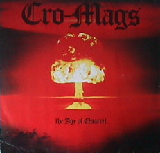 CRO MAGS- AGE OF QUARREL.-CD 1986